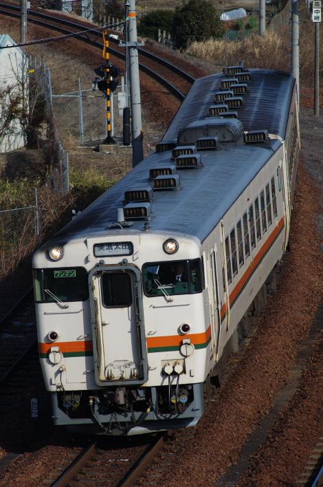 2015年2月26日 高山 太多線 067
