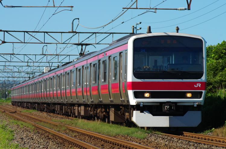 2015年7月14日 内房線 野田線 012