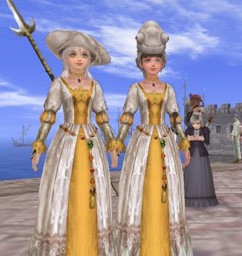 白カメレオン姫3