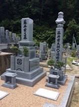 藤井家の墓