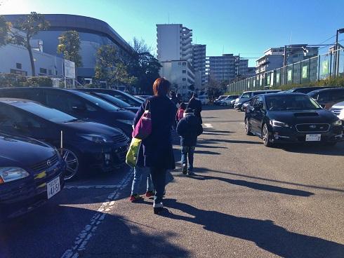 江戸川スポーツランド①
