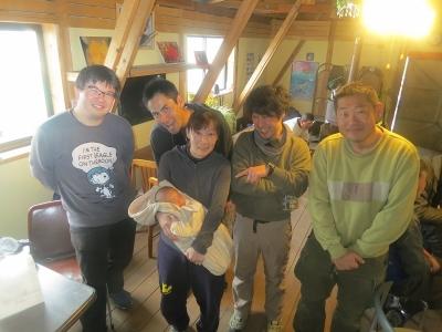 02-07 侑ちゃん海デビュー