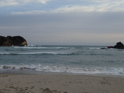 12-21 今日の海