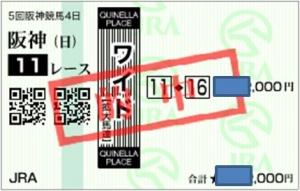 1214阪神11Rワイド