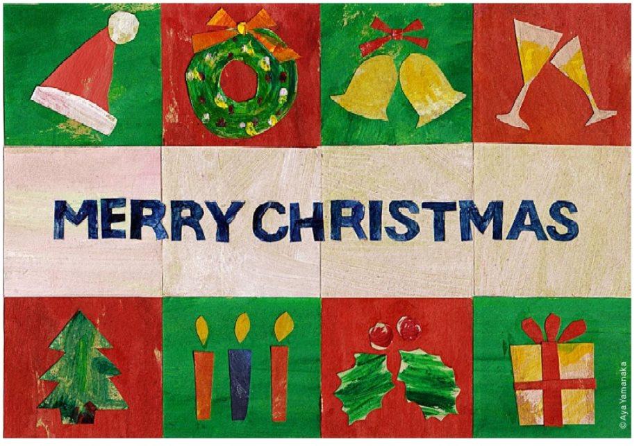 2014クリスマスカード