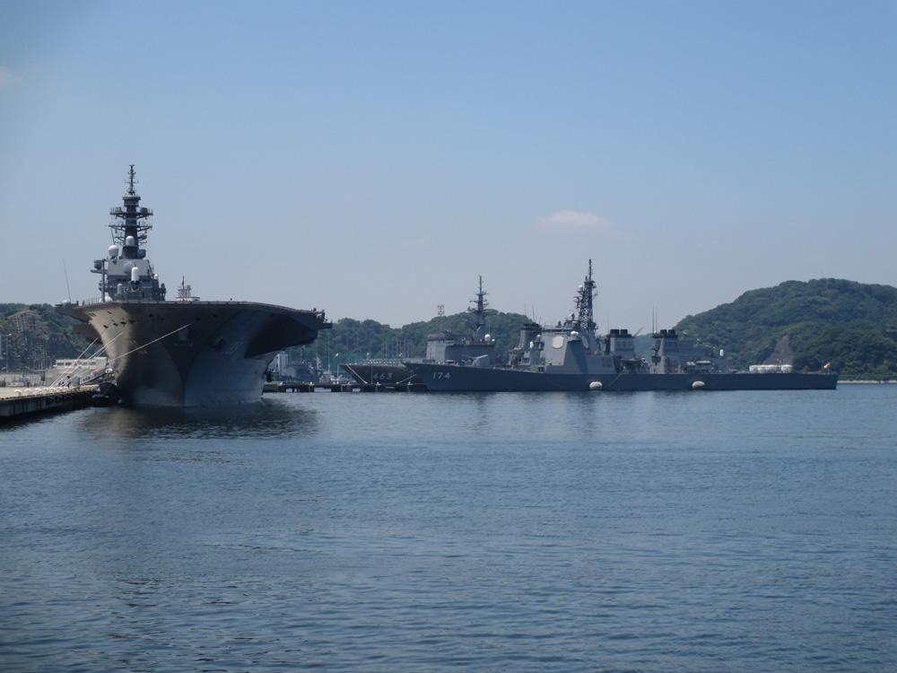YOKOSUKA港めぐり 002