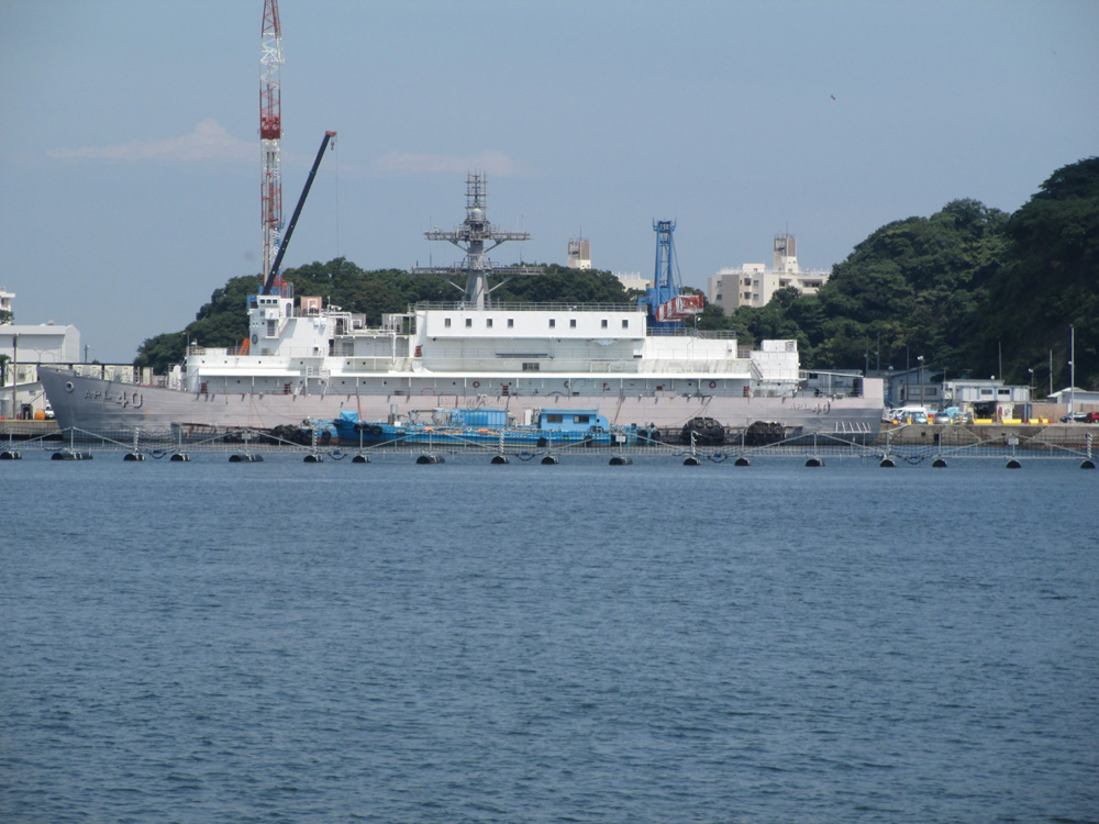 YOKOSUKA港めぐり 011