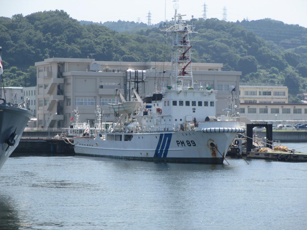 YOKOSUKA港めぐり 015