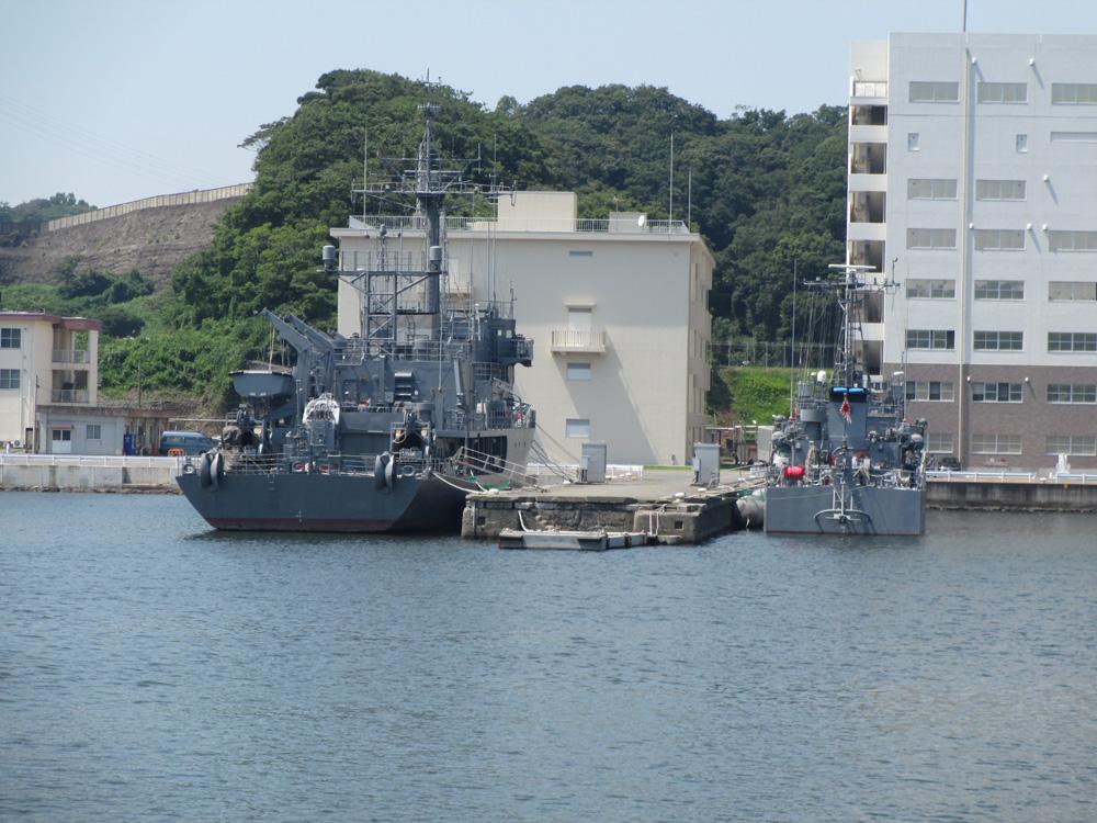 YOKOSUKA港めぐり 018