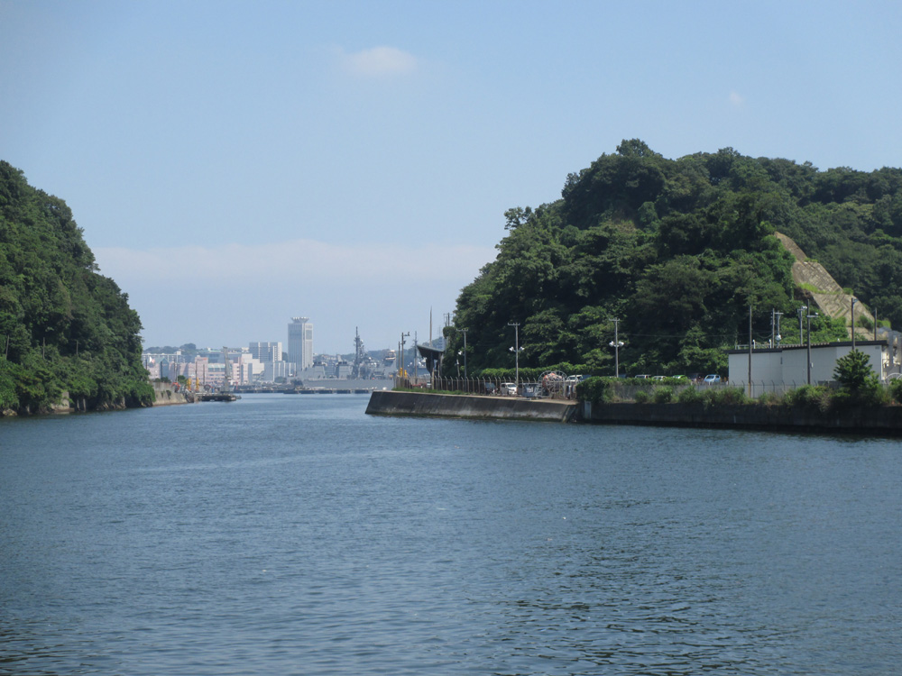 YOKOSUKA港めぐり 020