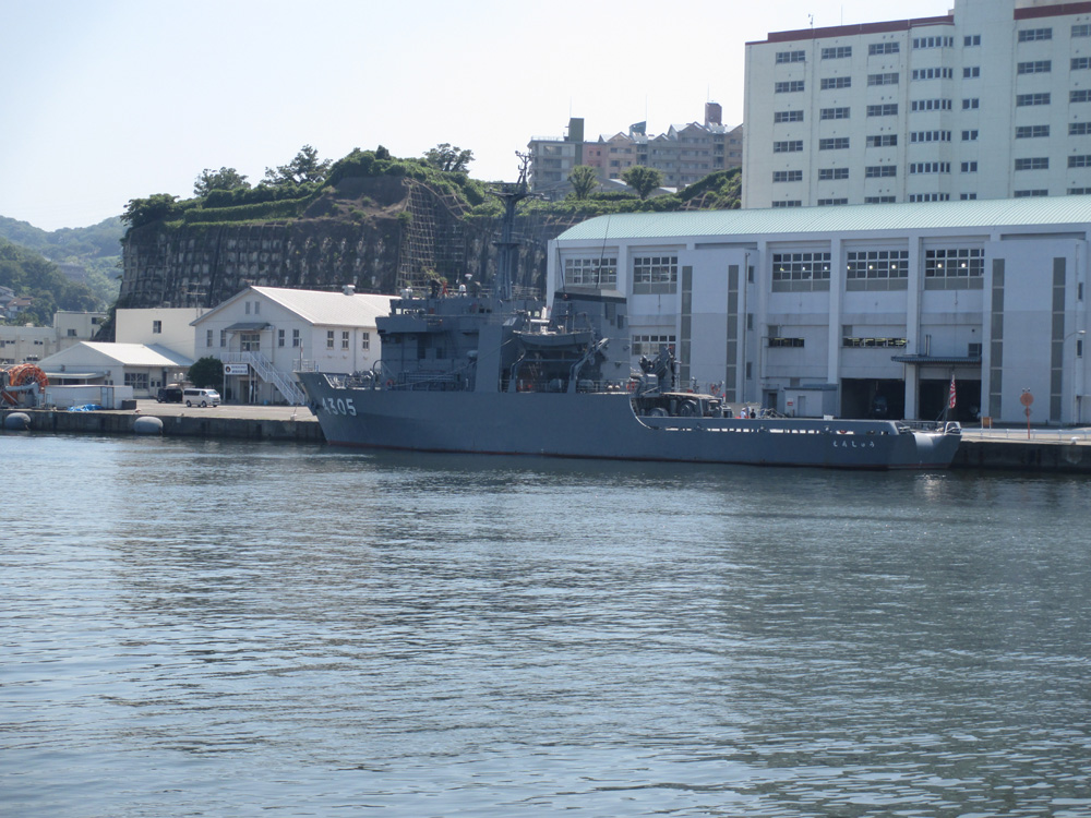 YOKOSUKA港めぐり 022