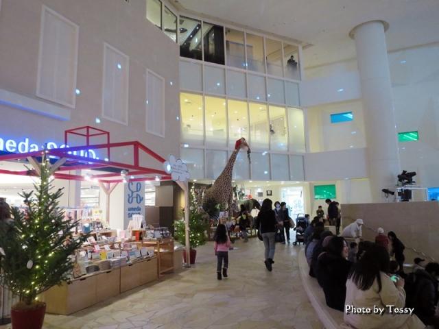 阪急百貨店 キリン