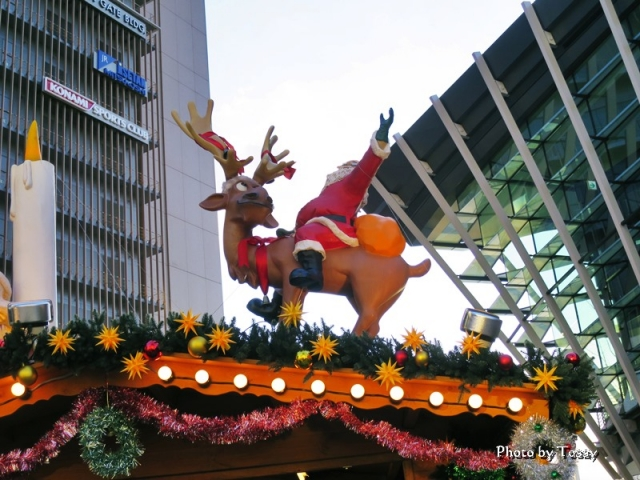 グランフロント クリスマスマーケット