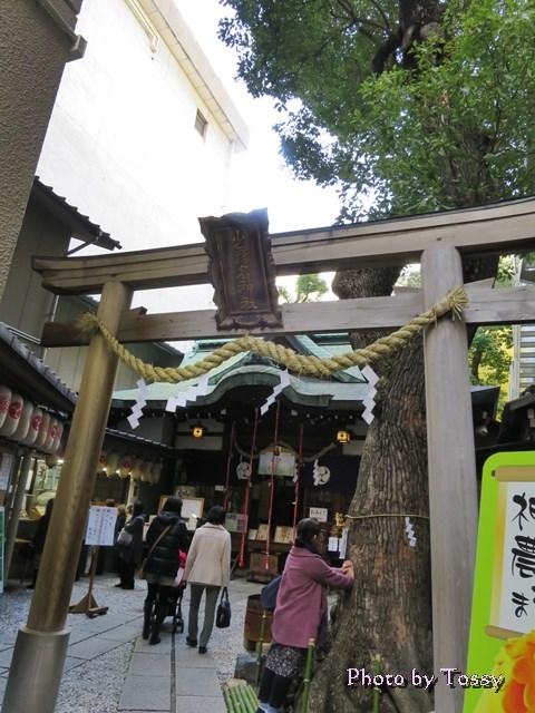 少彦名神社参道