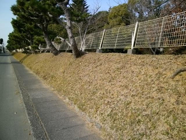 浜松兵営土堤 (2)