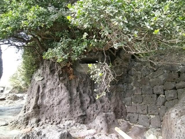 高須海岸のトーチカ (3)