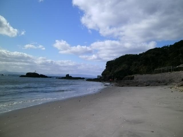 高須海岸のトーチカ (4)