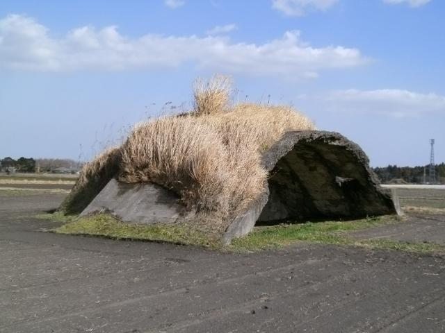 笠之原掩体壕
