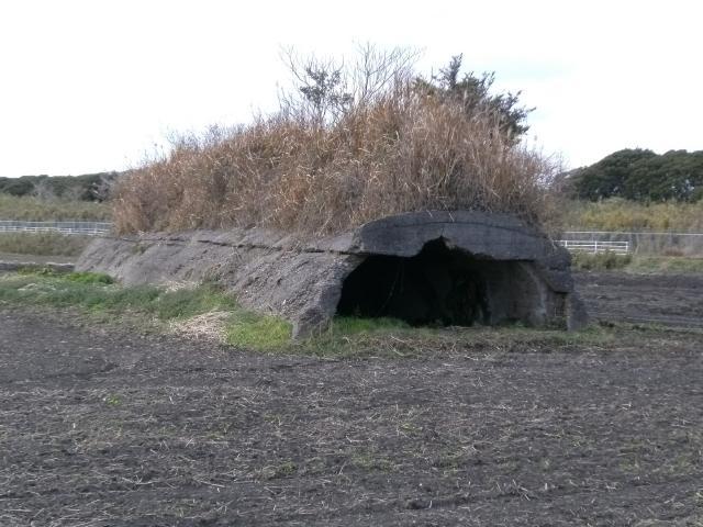 野里格納壕 (2)