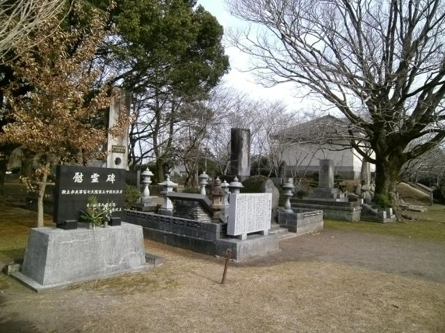 都城陸軍墓地 (8)