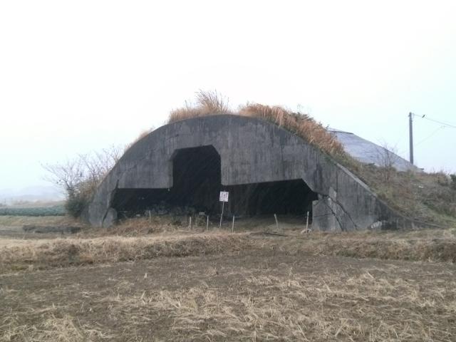赤江掩体壕1つ目 (3)