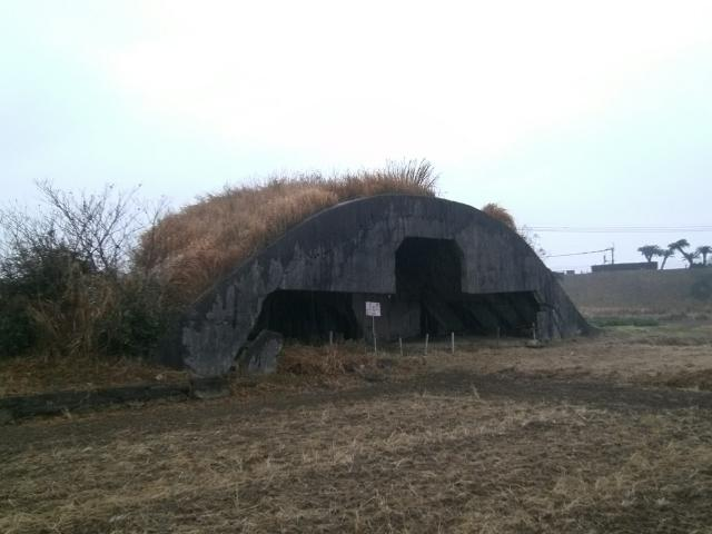 赤江掩体壕1つ目 (5)