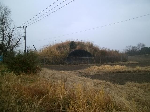 赤江掩体壕2つ目