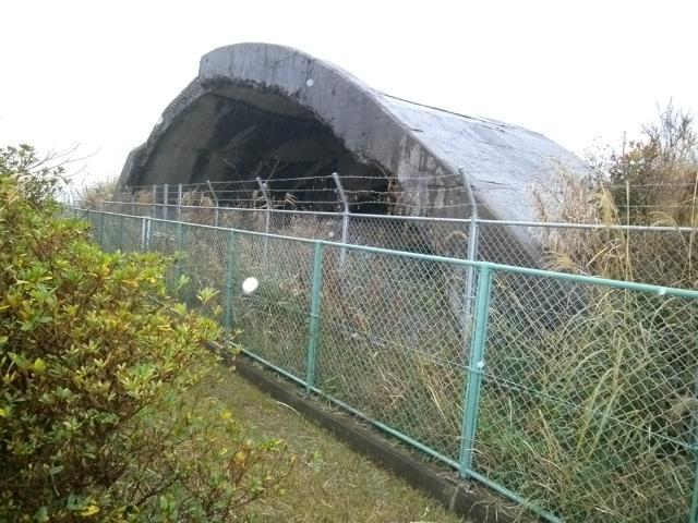 赤江掩体壕その3 (3)