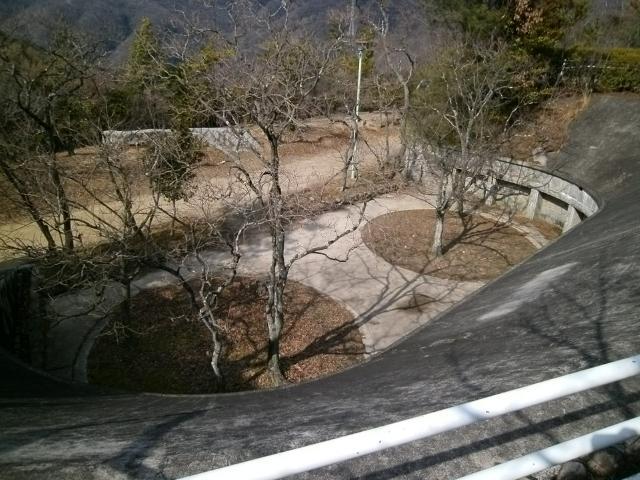 大空山堡塁砲座 (2)