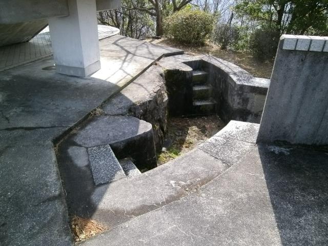 大空山堡塁砲座 (16)