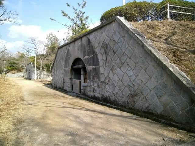 大空山堡塁砲座 (17)
