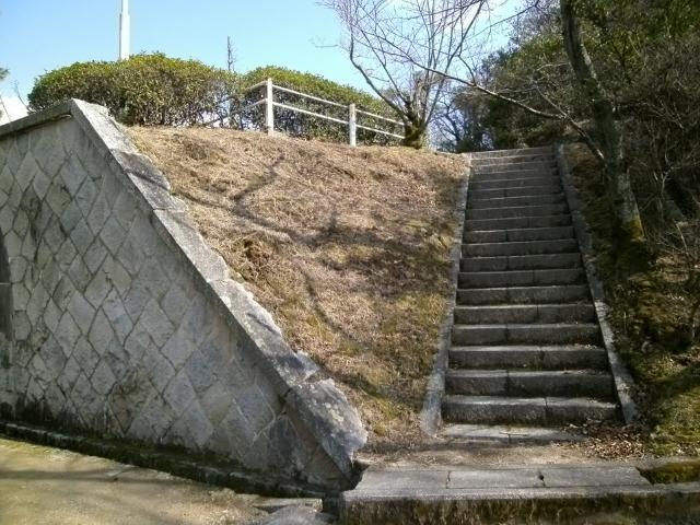 大空山堡塁砲座 (19)
