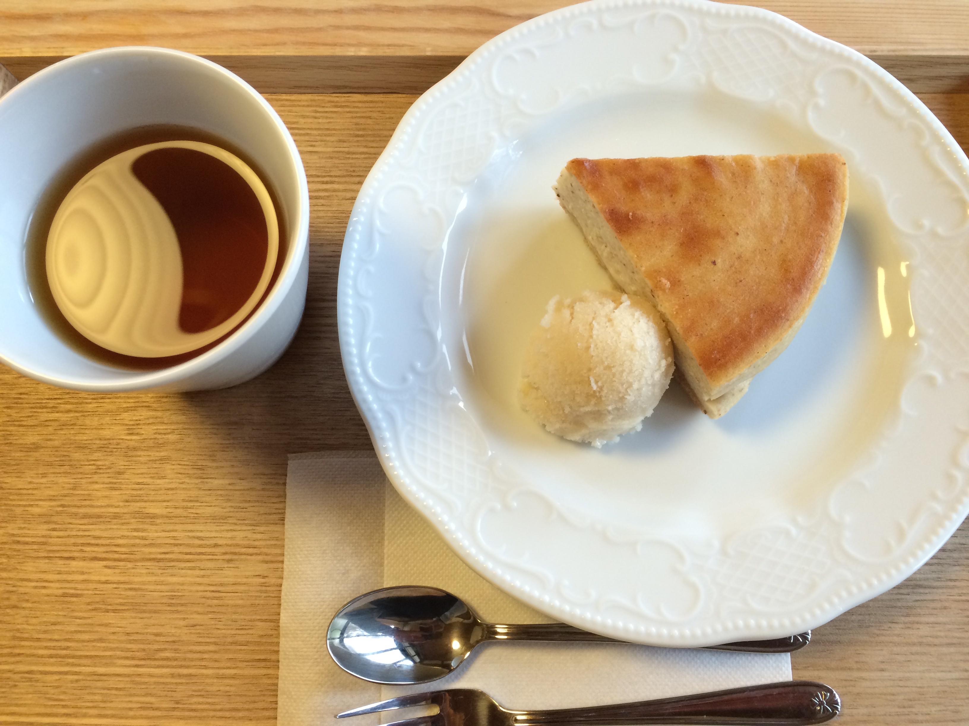 好文豆腐チーズケーキ