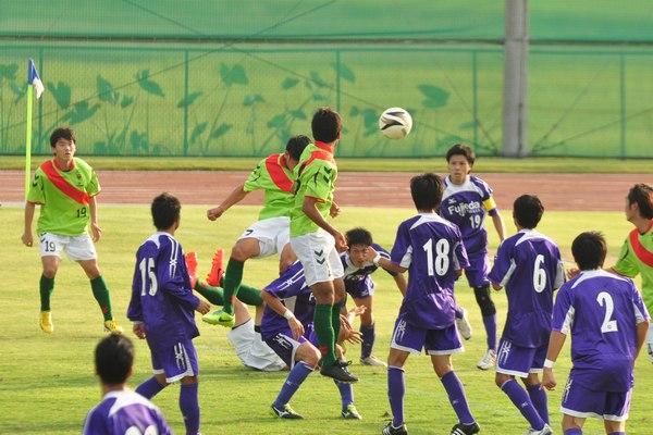 藤枝市役所vsFC刈谷2014東海リーグ第8節-5