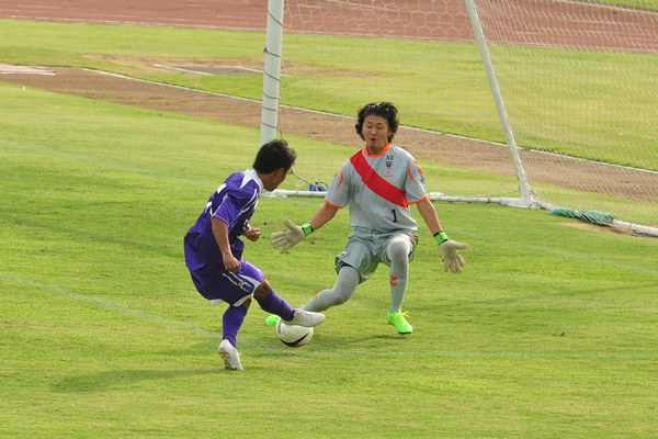 藤枝市役所vsFC刈谷2014東海リーグ第8節-1