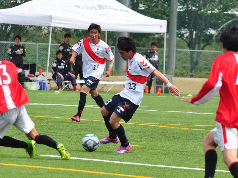 2015愛知県天皇杯2次予選vs東海学園SC-1