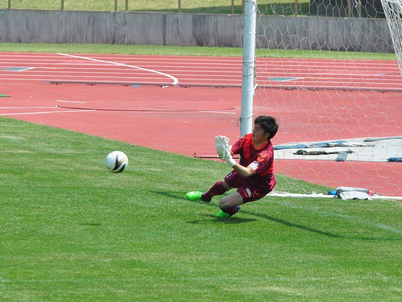2015天皇杯2次予選準決勝vsコニカミノルタ-1
