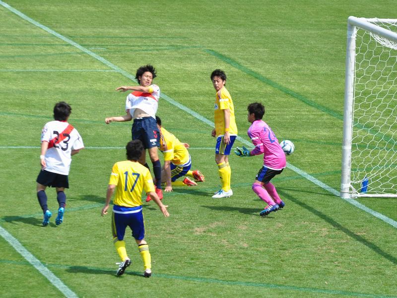 2015天皇杯愛知県二次予選決勝vs名古屋SC-3