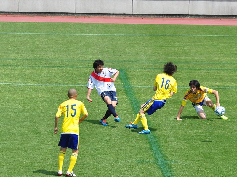 2015天皇杯愛知県二次予選決勝vs名古屋SC-2