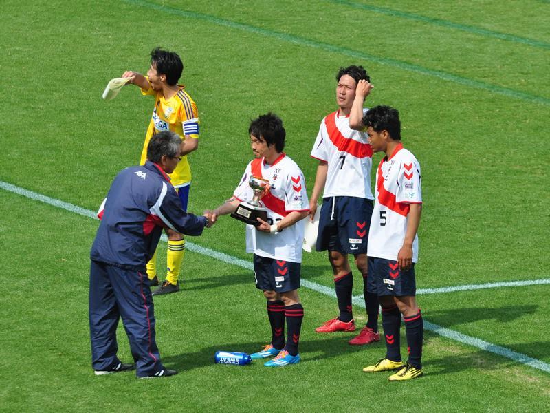 2015天皇杯愛知県二次予選決勝vs名古屋SC-1