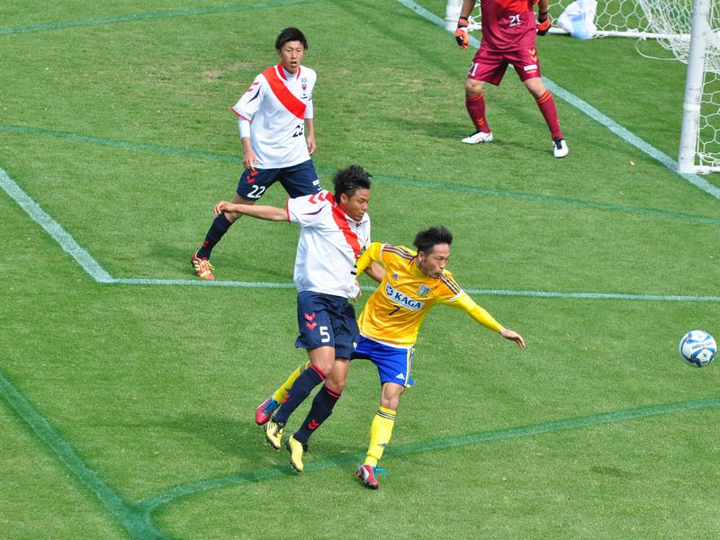 2015天皇杯愛知県二次予選決勝vs名古屋SC-8