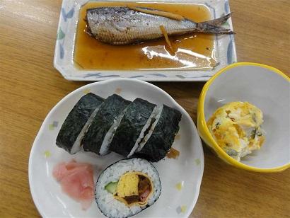 2巻寿司いわし