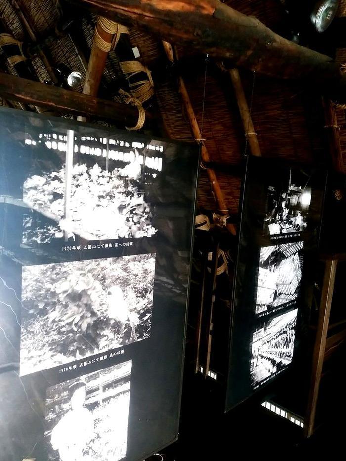 養蚕の歴史に触れて 白川村 田島家展示館 新しい観光スポット ②