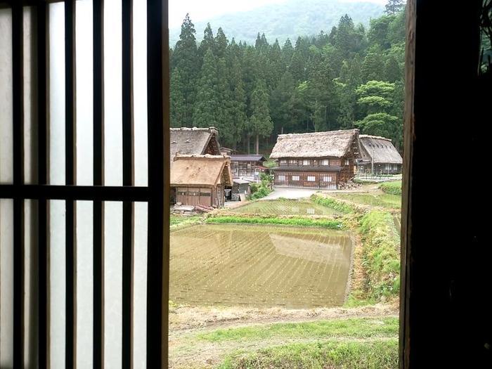 養蚕の歴史に触れて 白川村 田島家展示館 新しい観光スポット ⑦