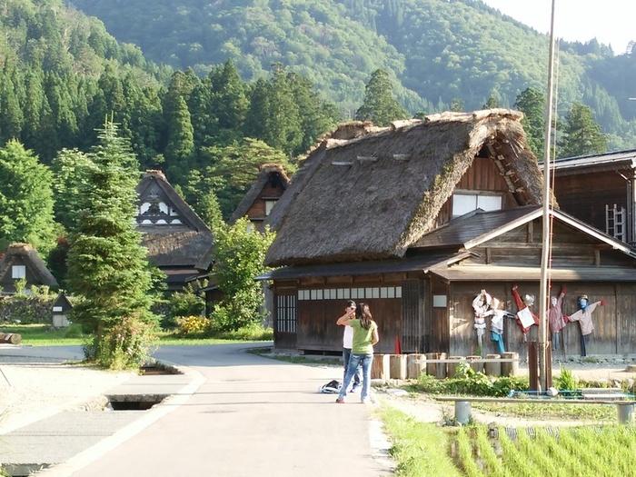 夏休みが始まる一足先に、旅行にいきませんか? 世界文化遺産 白川郷 ⑤