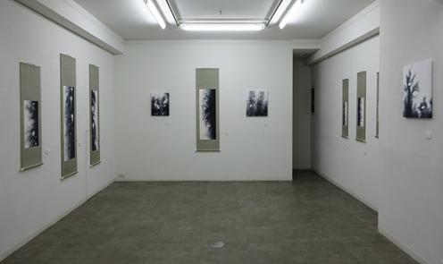 羽毛田優子展1F
