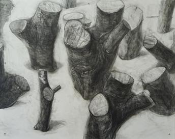 森本玄「束の間のかたち 立つ」