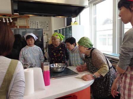料理教室(父の日料理) (1)