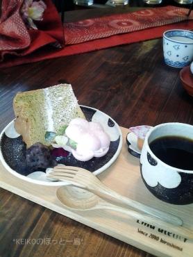 Ema cafeのデザート