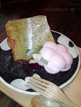 Ema cafeのデザート2
